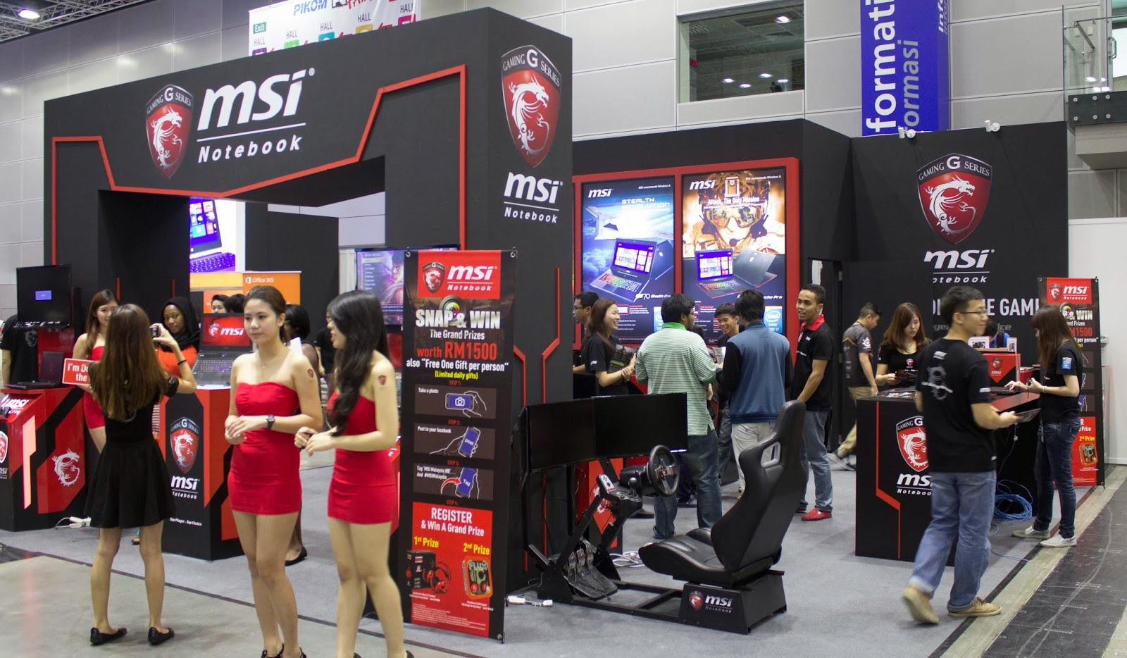 Coverage of PIKOM PC Fair 2014 @ Kuala Lumpur Convention Center 291