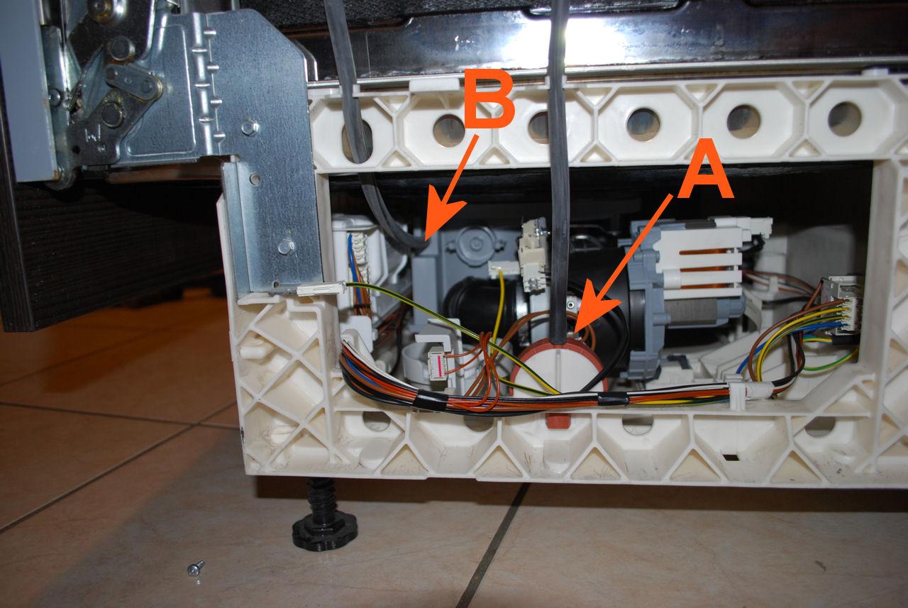 Schema elettrico lavastoviglie ariston lft 114  Fare di