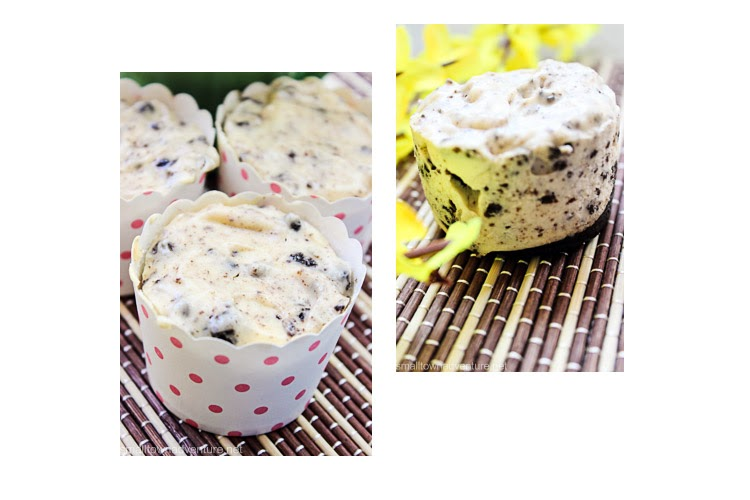 Oreo Cheesecake Muffins, Muffin Rezept, Oreo Rezepte, Oreo Muffins, Backen mit Oreo