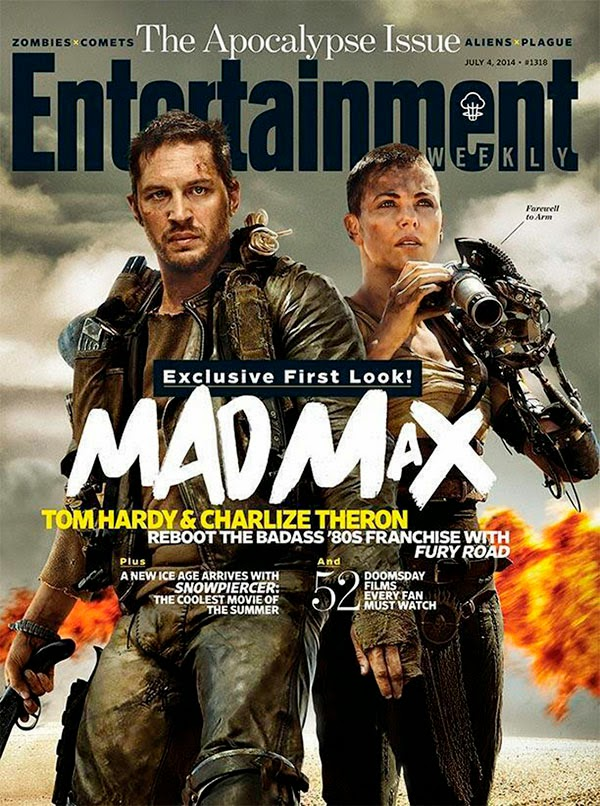 Mad Max: Fury Road cover of EW