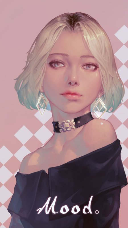 JeongSeok Lee artstation arte ilustrações fantasia ficção científica mulheres beleza sensual