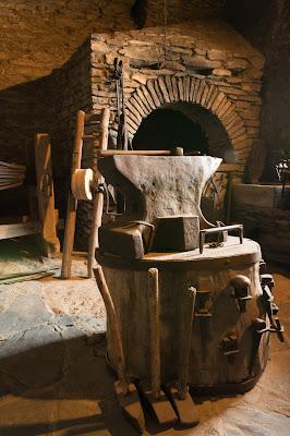 Marksburg Castle Blacksmith