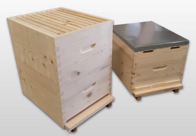 Ξύλινες κυψέλες σε προσφορά για όλους τους μελισσοκόμους!!!