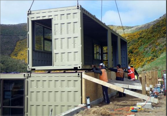 Are shipping container homes cost effective container home - Shipping container home building code ...