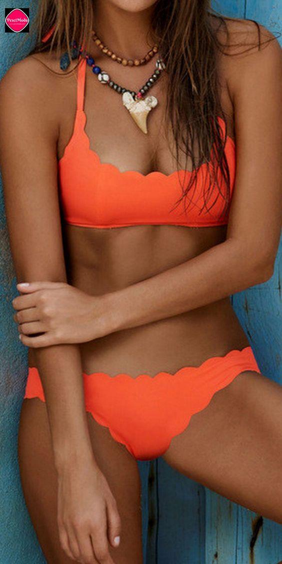 Swimwear Trending in Womens style #Swimwear #Bikinis