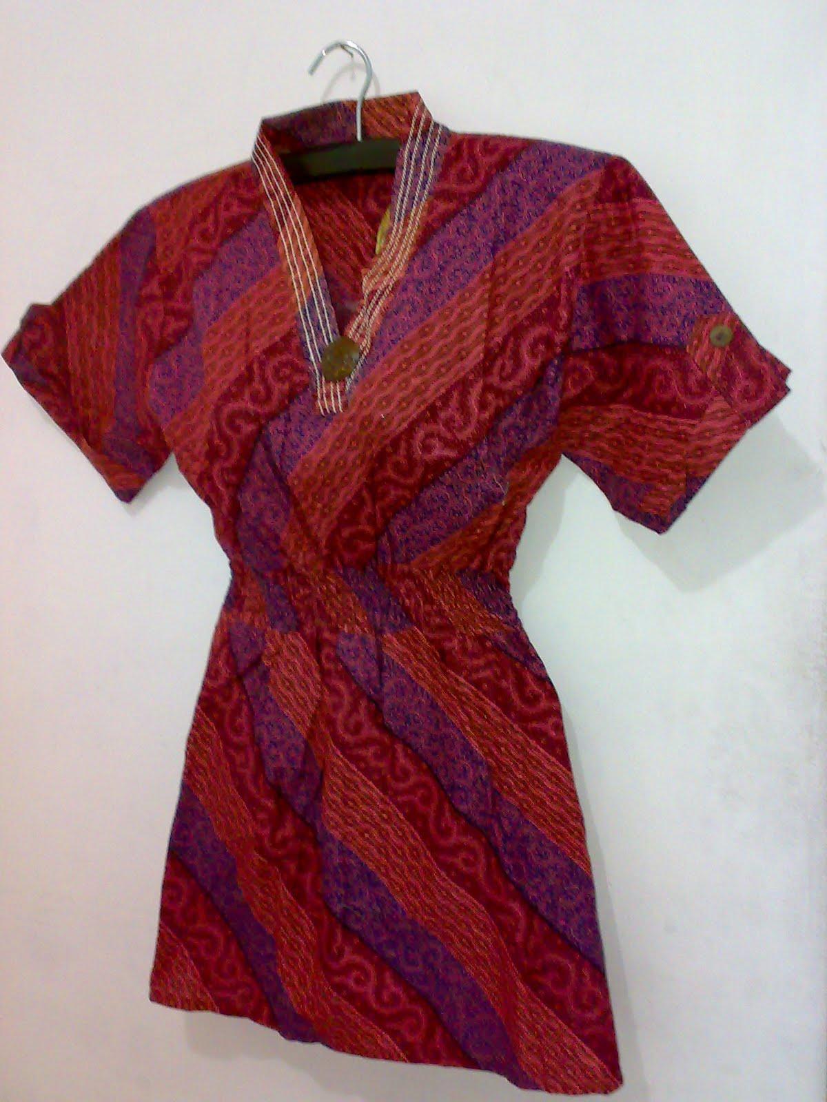 Cute Knitting Baju Kerja Wanita