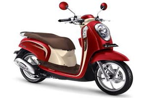 Honda - Scoopy FI