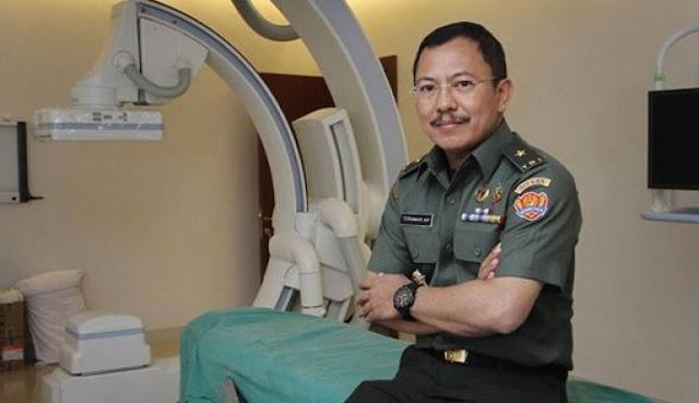 Akhirnya, dr Terawan Batal Dipecat IDI, Kasad Ikut Happy