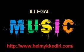 Download musik ilegal