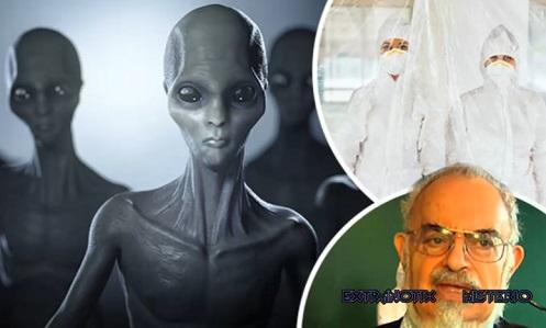 Cientista Diz: Os alienígenas colocaram os seres humanos em quarentena aqui na Terra!!