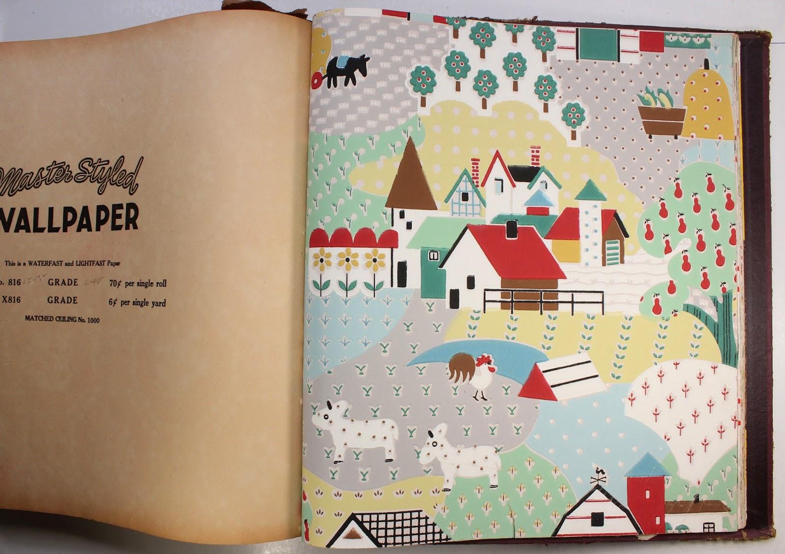 wallpaper sample book - photo #17