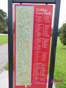 金門公園地圖