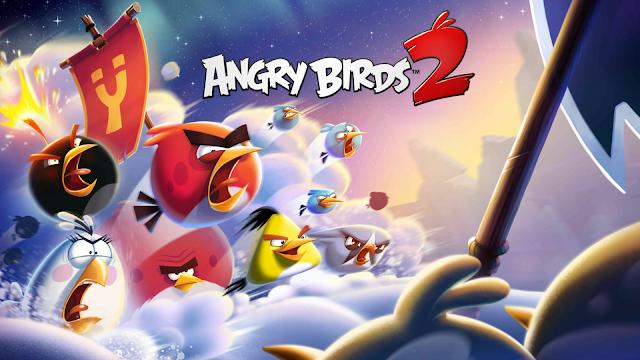 تحميل لعبة Angry Birds 2 v2.17.0 مهكرة للاندرويد (اخر اصدار)