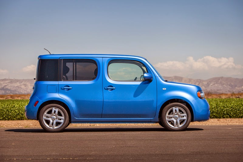 2014 Nissan Cube will be the last year