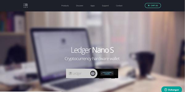 Wallet Ledger Nano S