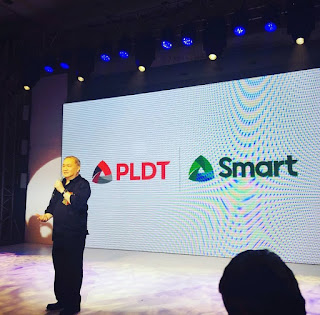 PLDT and Smart Start Fresh with Revamped Logos