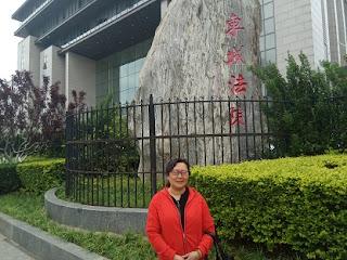 周维林、裴莉在河北省香河县被合肥警方绑架回肥记
