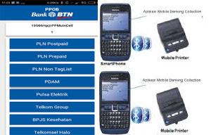 Aplikasi Android Griya Bayar PPOB BTN