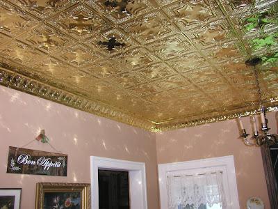 Golden Ceilings