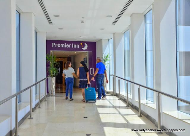 Premier Inn Dubai Ibn Battuta