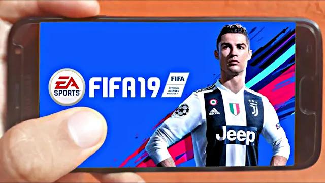 FIFA 19 UT Lite 300 MB Offline Best Graphics HD Android