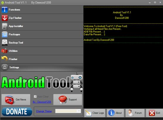 Androidtool V1 1