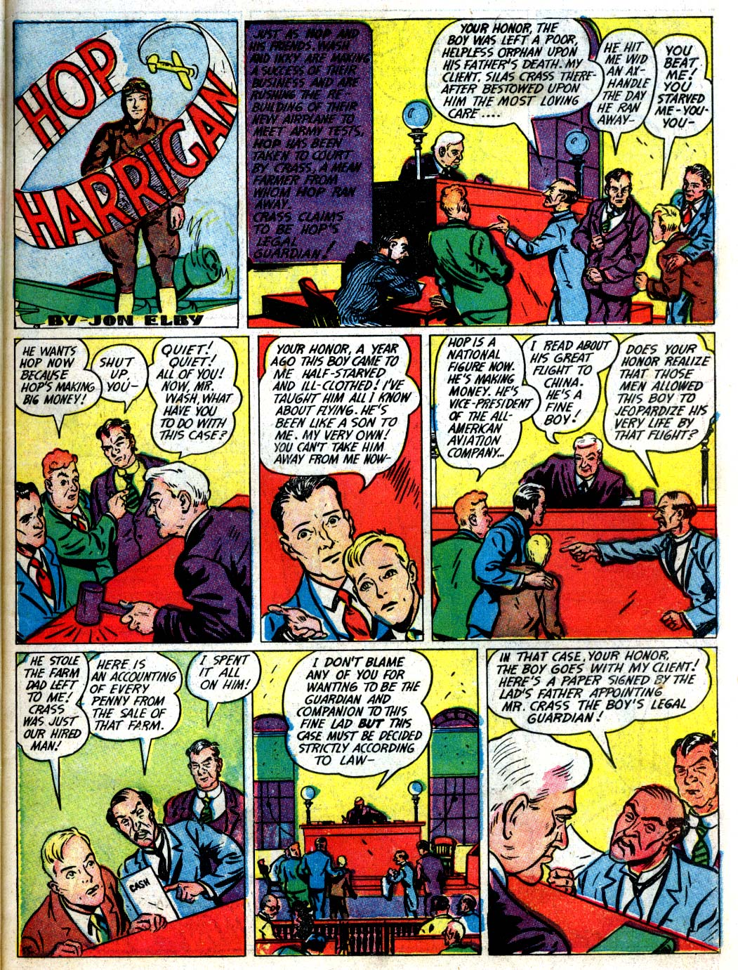 Read online All-American Comics (1939) comic -  Issue #14 - 15