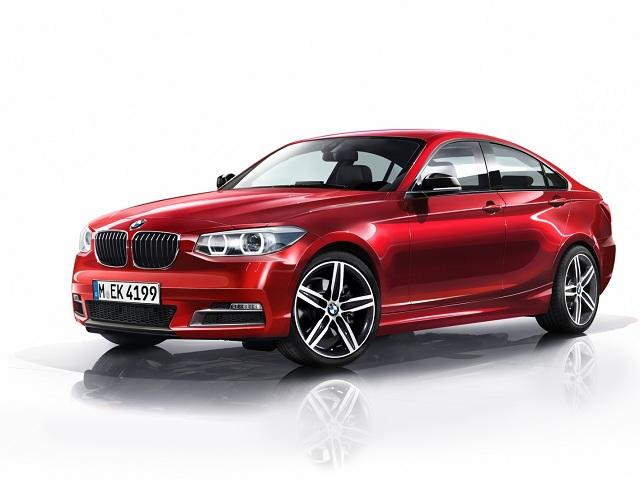 Neue Klasse, neues Modell - BMW plant, ab Frühjahr 2015 auch ein 2er Gran Coupé anzubieten.