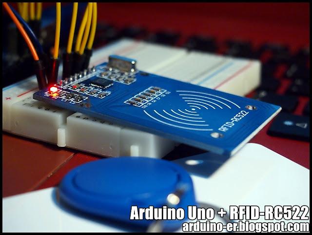 bibliothèque rfid arduino