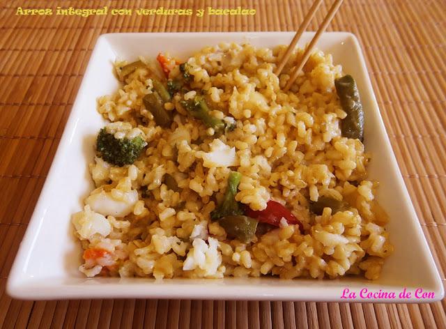 4 recetas saludables para cocinar con arroz integral
