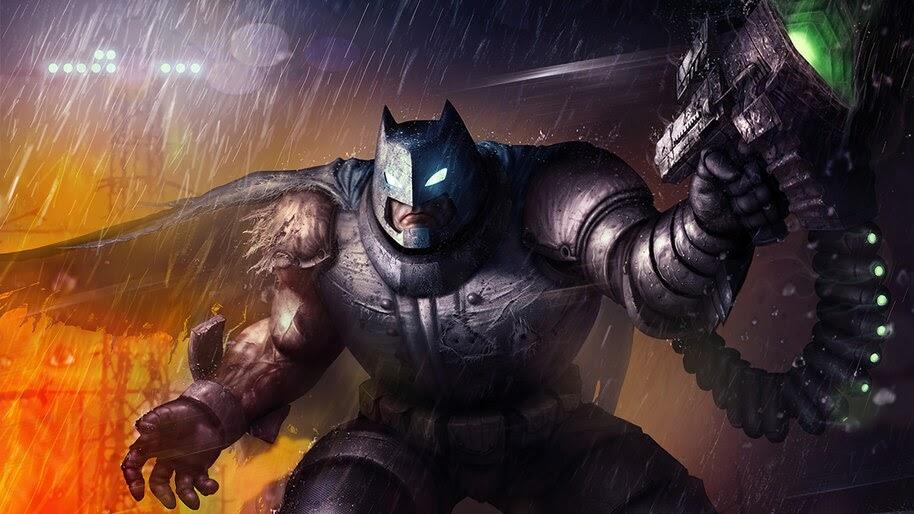 Batman, Armored, Batsuit, 4K, #6.2052