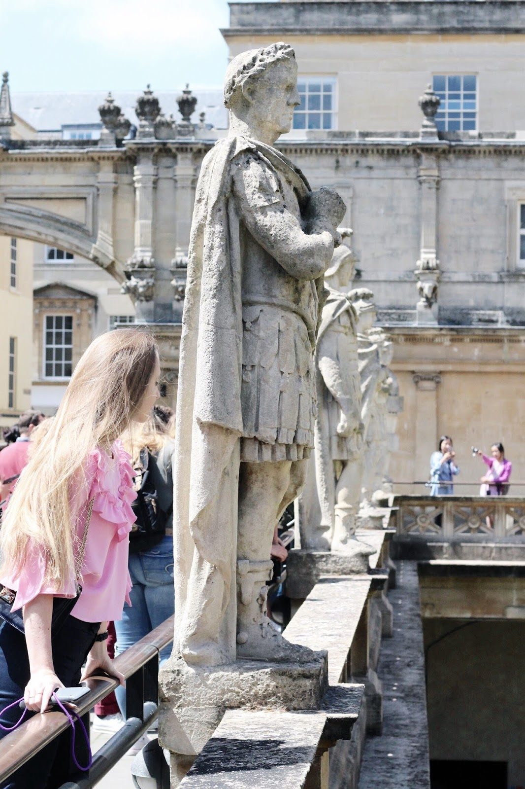 The Roman Baths UK Travel Blog Review