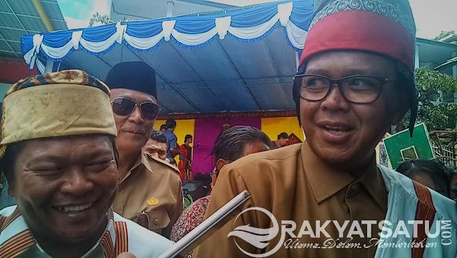 Ditanya Kesiapan Jadi Tim Pemenangan Jokowi, Prof Nurdin : Kalo Diminta, Kenapa Enggak