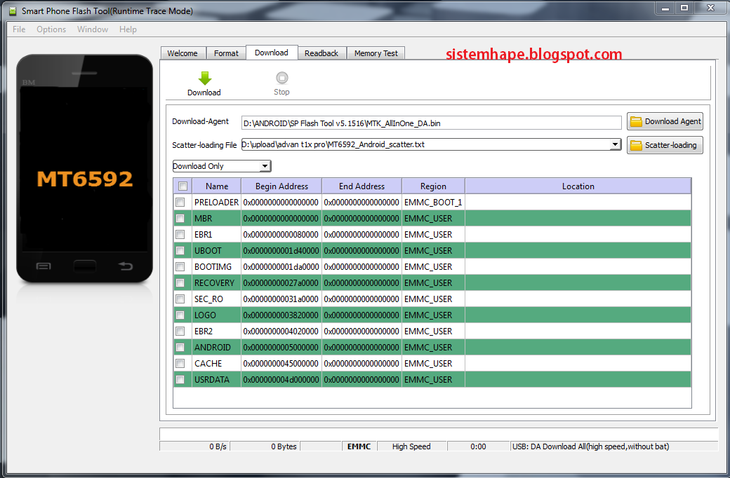 Download SP Flash Tool v5.2020 - (Latest Version …