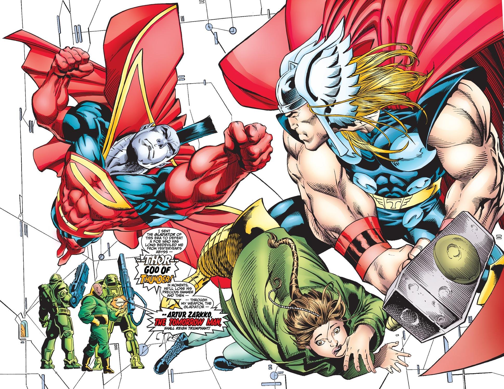 Thor (1998) Issue #35 #36 - English 3