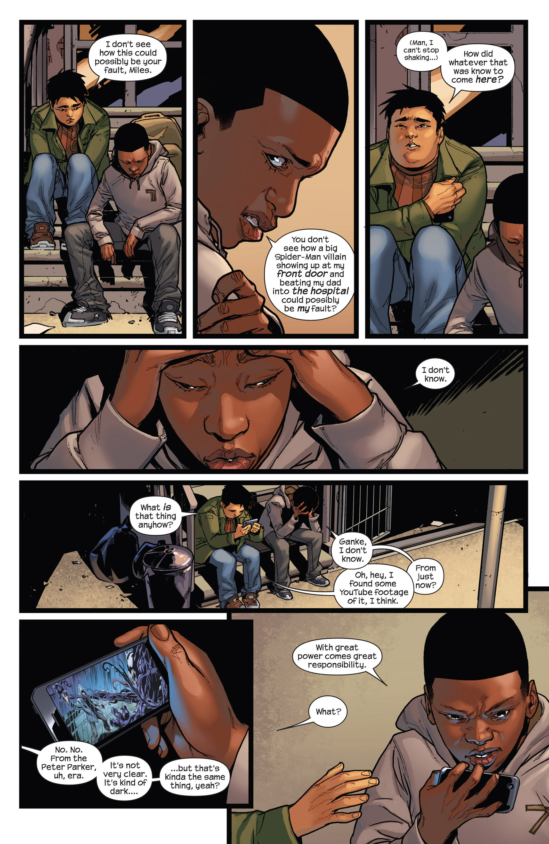 Read online Ultimate Comics Spider-Man (2011) comic -  Issue #21 - 7