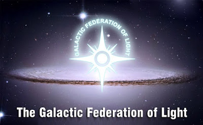 New Dimension: Message of Galactic Federation of Light and