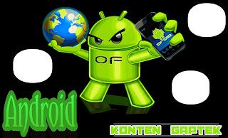 Cara Mengaktifkan Efek Lingkaran Pada Layar Android