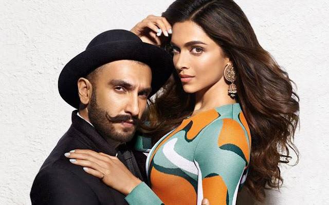 Ranveer Deepika Love Story