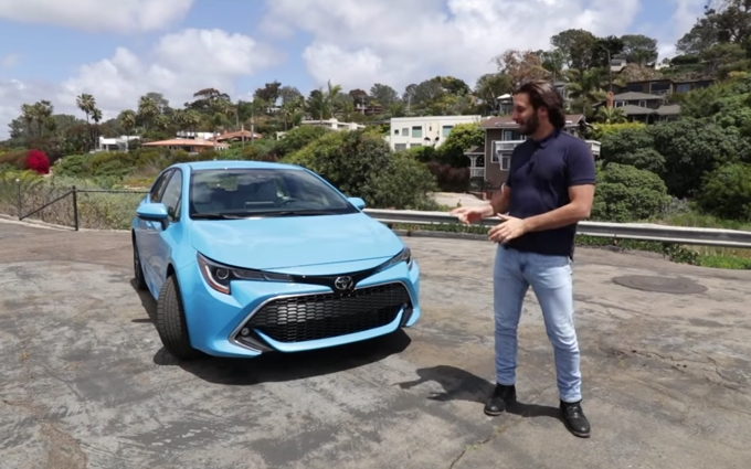Video: Toyota Corolla Hatchback 2019 (Prueba completa)