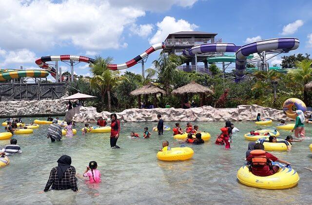 Tiket Masuk Jogja Bay Waterpark Yogyakarta 2019 Wisata Sekitarmu