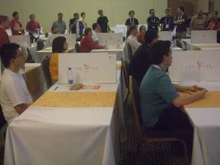 18th World Puzzle Championship 2009 Antalya Turkey individual Round