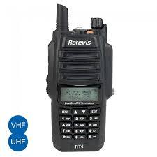 Spesifikasi Handy Talky Retevis RT6