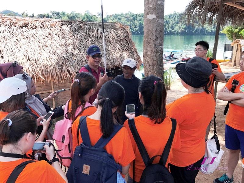 tourism perak attractions kampong aman damai orang asli