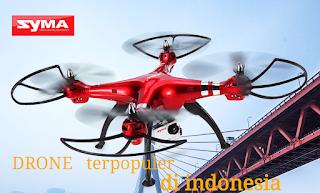 kenapa syma menjadi drone terpopuler di indonesia