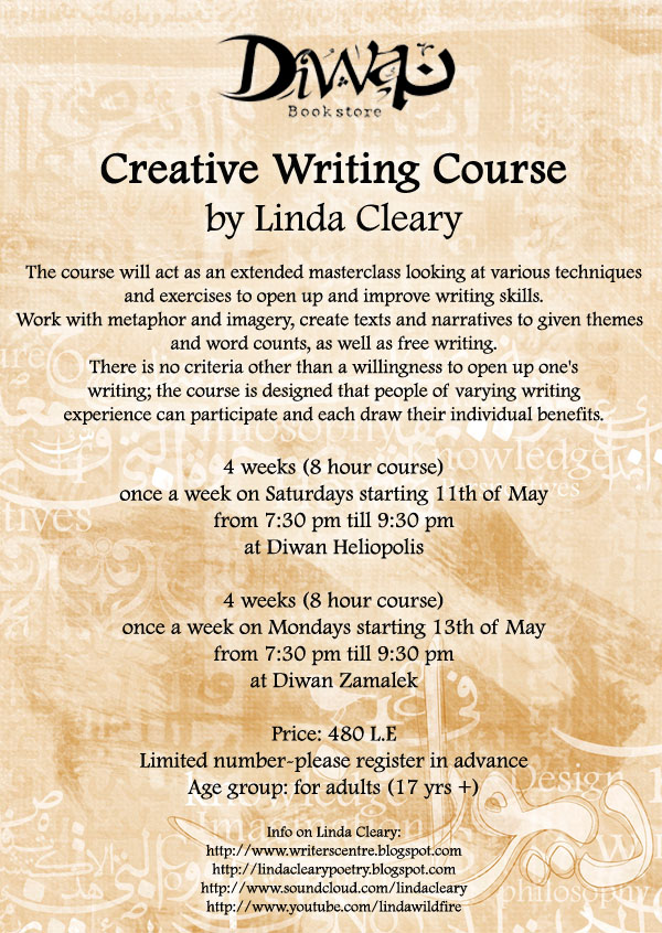 f2k creative writing course