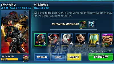 MAA 2 Chapter 2 Task Missions