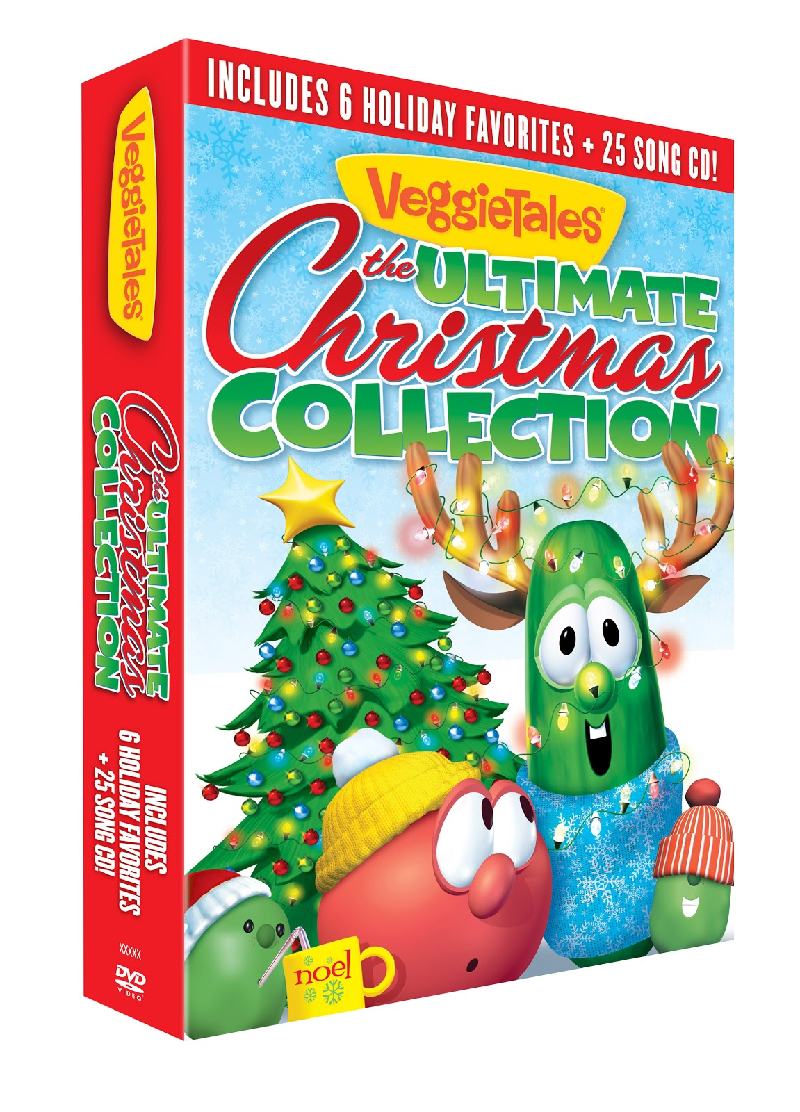 Ultimate Christmas Collection: Serenity Now: Holiday Movie Night And Classic Christmas