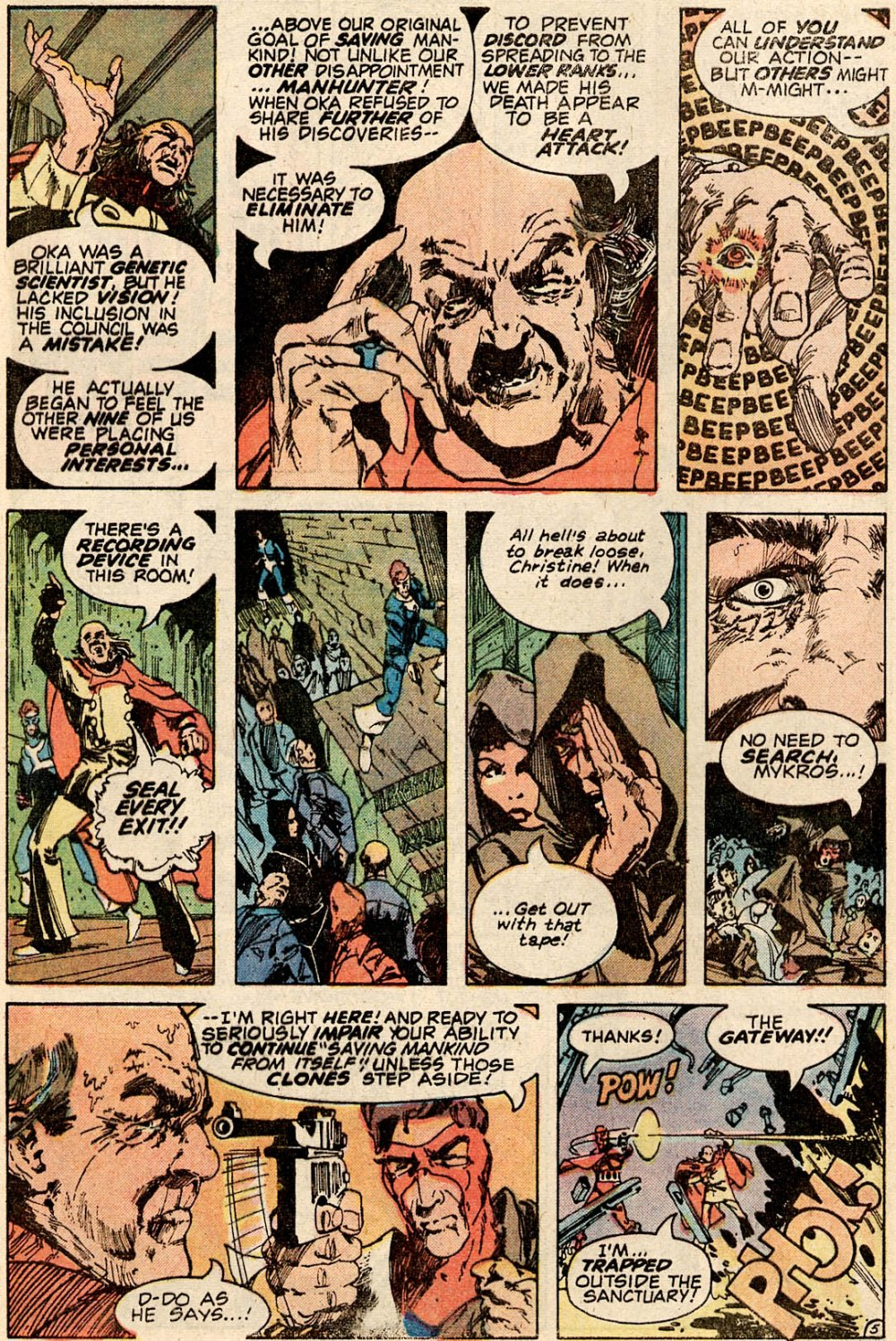 Detective Comics (1937) 441 Page 93