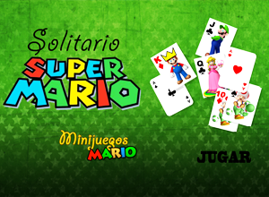 Super Mario Solitaire